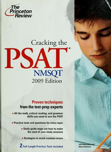 Download Cracking the PSAT NMSQT