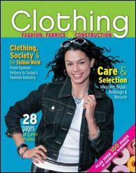 Clothing, Fashion, Fabrics And Construction