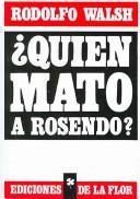 Quien Mato a Rosendo ?