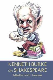 Download Kenneth Burke on Shakespeare