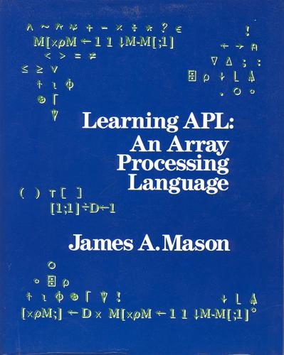 Learning APL