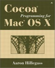 Download Cocoa programming for Mac OS X