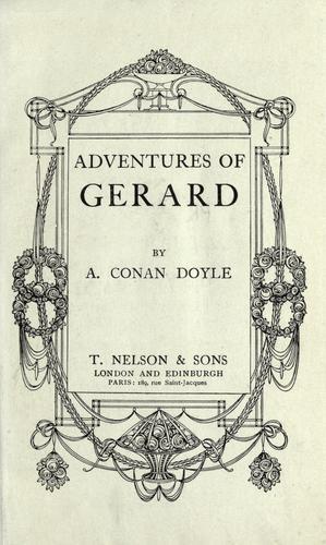 Download Adventures of Gerard.
