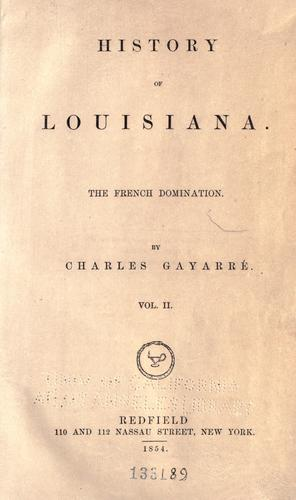 Download History of Louisiana