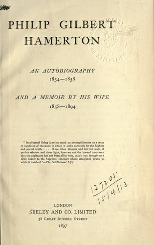 Download Philip Gilbert Hamerton
