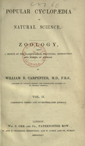 Download Zoology