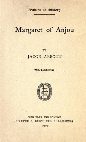Download Margaret of Anjou.