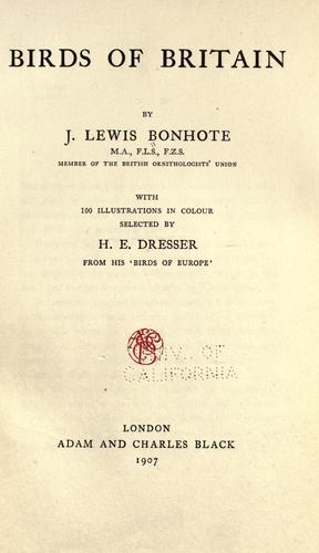 Download Birds of Britain