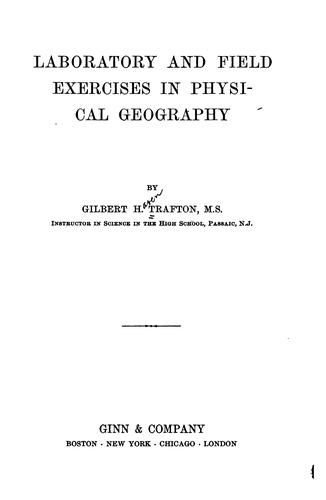 "Full text of ""Laboratory and Field."