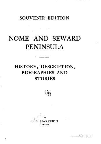 Download Nome and Seward Peninsula