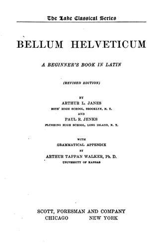 Download Bellum helveticum
