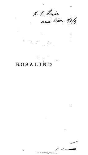 Download Rosalind.
