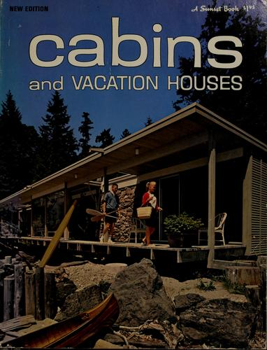 Cabins and vacation houses