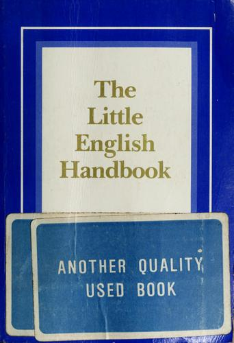 Download The little English handbook
