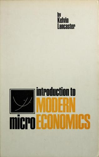 Download Introduction to modern microeconomics.