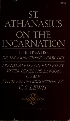 Download On the incarnation