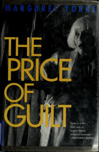 The price of guilt