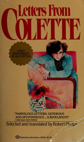 Download Letters from Colette
