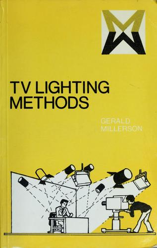 TV lighting methods