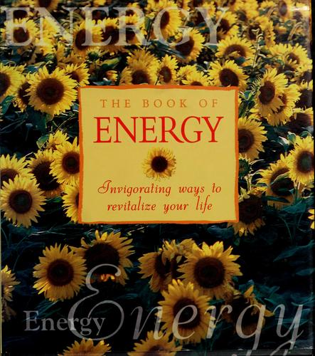 Download The book of energy