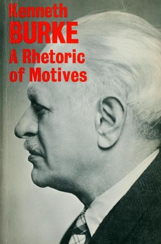 Download A rhetoric of motives.