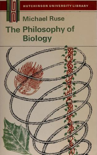 Download The philosophy of biology.