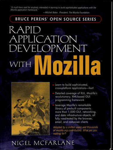Download Rapid application development with Mozilla