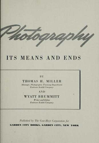 This is photography