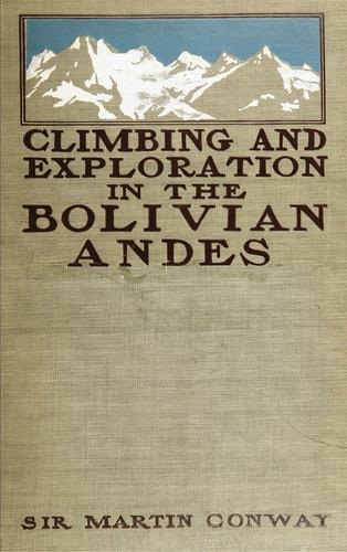 Download The Bolivian Andes
