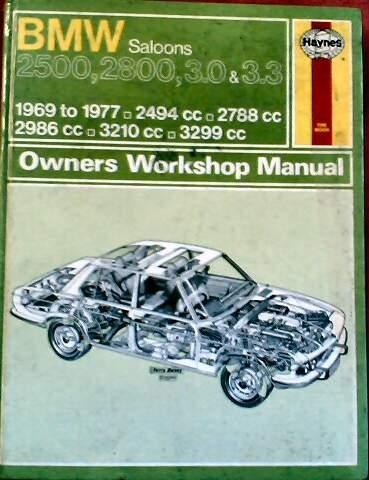 BMW owners workshop manual