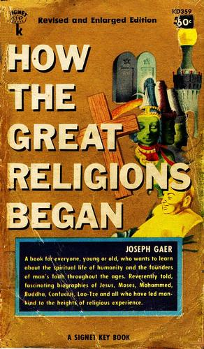 How the great religions began