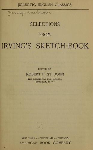 Download Selections from Irving's Sketch-book