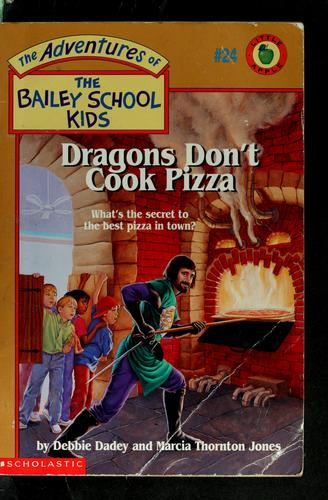 Download Dragons don't cook pizza