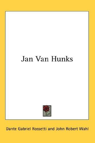 Jan Van Hunks