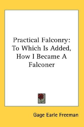 Download Practical Falconry