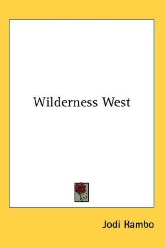 Download Wilderness West
