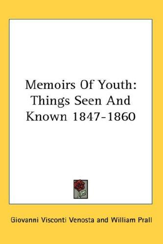 Memoirs Of Youth