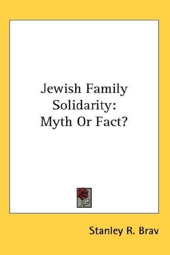 Jewish Family Solidarity