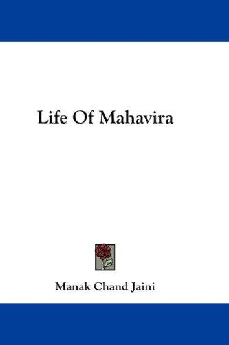 Life Of Mahavira