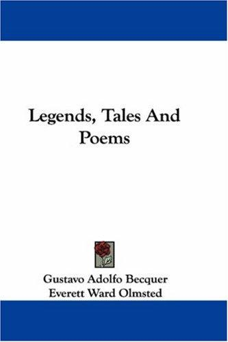 Download Legends, Tales And Poems