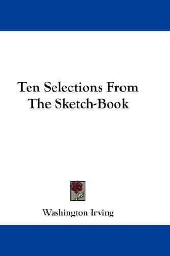 Download Ten Selections From The Sketch-Book