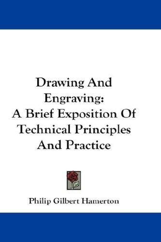 Drawing And Engraving