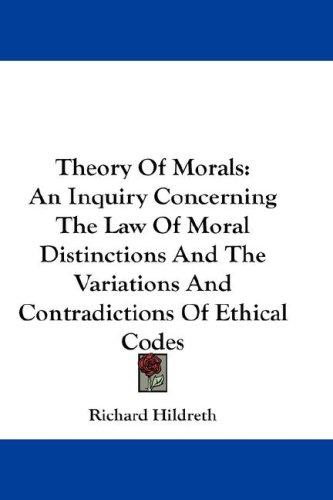 Download Theory Of Morals