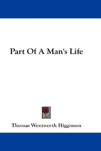 Download Part Of A Man's Life