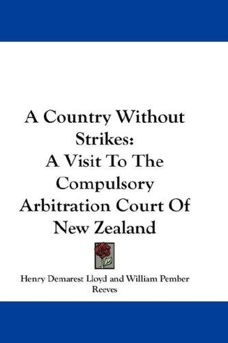 Download A Country Without Strikes