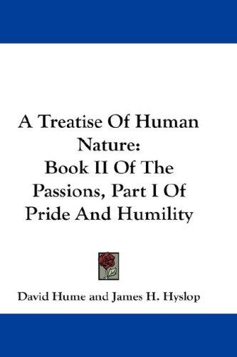 Download A Treatise Of Human Nature