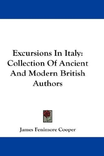 Excursions In Italy