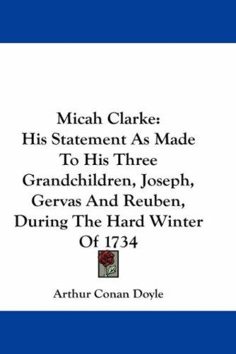 Download Micah Clarke