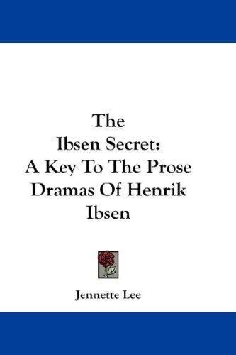 Download The Ibsen Secret