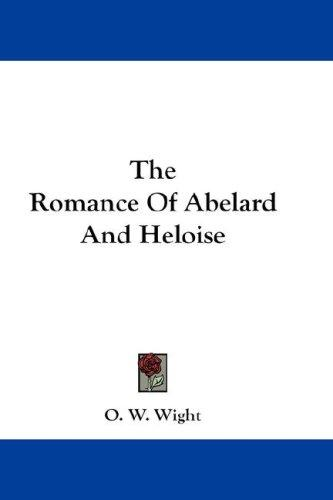 Download The Romance Of Abelard And Heloise